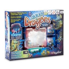 Aqua Dragons con luces LED (Habitat Mundo Marino)