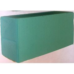 Green foam (22.5 cm x 6.5 cm) Materials Anthouse