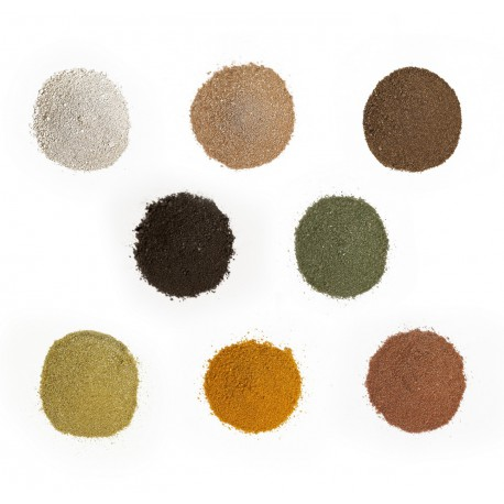 1000g Mixed Sand/Clay (Multicolor Pack) Materials Anthouse