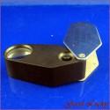 Lupe 20x mit LED-Licht Weiteres Zubehör Anthouse