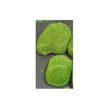 Musgo Artificial Decorativo (Pack de 3 tamaños)