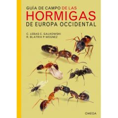GUÍA DE CAMPO DE LAS HORMIGAS DE EUROPA OCCIDENTAL Books
