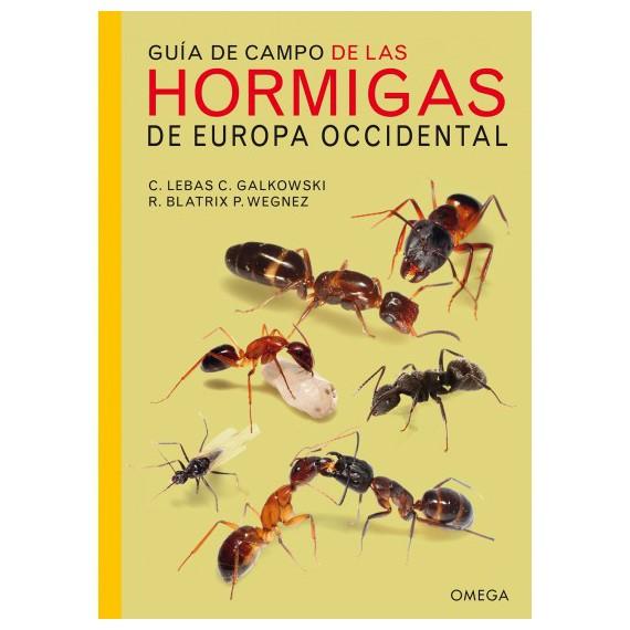 GUÍA DE CAMPO DE LAS HORMIGAS DE EUROPA OCCIDENTAL  Literatura