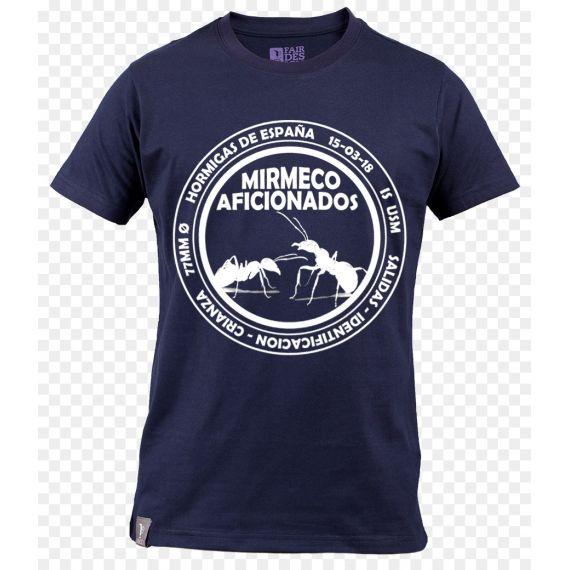 Camisetas MirmecoAficionados 2018  Souvenirs