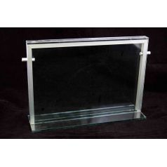 Anthouse-Sandwich-Glass 20x10x1cm Glass Anthouse