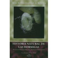 Historia Natural de las Hormigas (Réaumur) Books