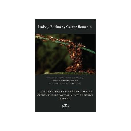La inteligencia de las hormigas (Ludwig Büchner-George Romanes) Books