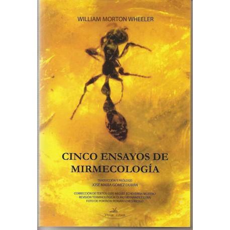 Cinco Ensayos de Mirmecología(Wheeler)  Literatura