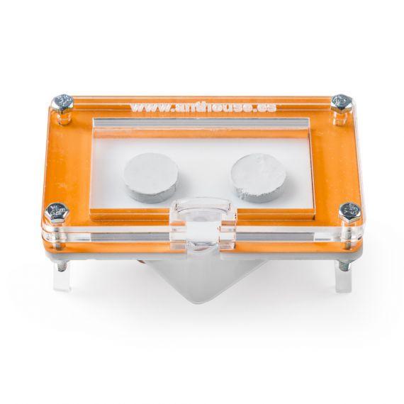 10x5x1,5 cms Modular de Humedad Extra Seta  Hormiguero Modular Seta