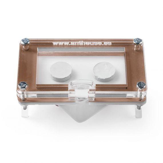 10x5x1,5 cm Modular Moisture Extra Mushroom Mushroom Modular Anthill