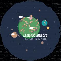 15th Anniversary T-shirts lamarabunta.org Souvenirs