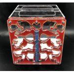 AntKube NaturColor 15x15x1,5cms Esponja Con Deposito Interior Anthouse  Hormigueros