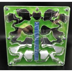AntKube NaturColor 15x15x1,5cms Esponja Sin Deposito Anthouse  Hormigueros