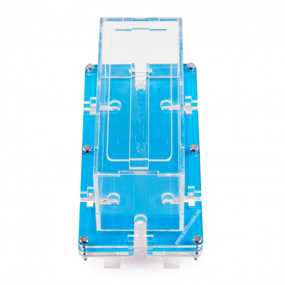 10x20x7cms Caja de forrajeo Mediana Modular Seta  Hormiguero Modular Seta