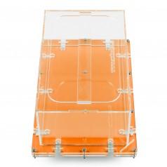 30x20x7cms Caja de forrajeo Grande Modular Seta  Hormiguero Modular Seta
