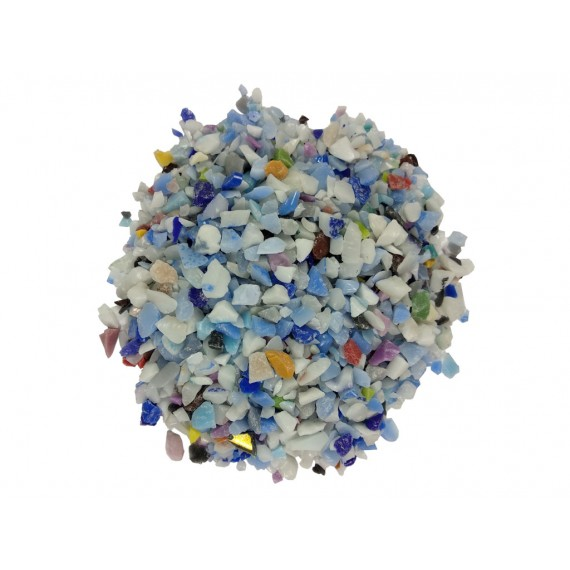100g Piedras Decorativas Multicolor II  Decoración