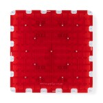 AntHouse-Hori-Acri 50x50x1.5 cm (Mushroom) Acrylic Anthouse