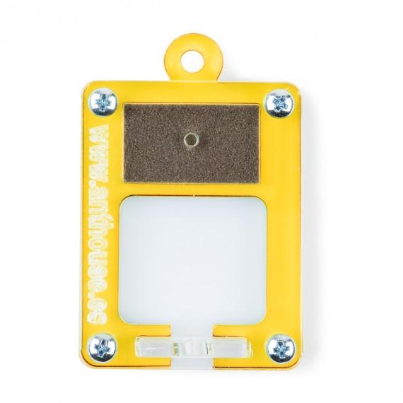 Anthouse Acri key chain 5x4x1,3cms Acrylic Anthouse