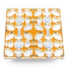 20x20x1,5 cm Modulare Fungo
