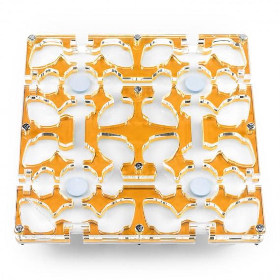 20x20x1,5 cm Modular Mushroom Mushroom Modular Anthill