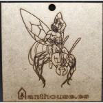 Tapas de Madera (Total Oscuridad) Anthouse Acrilicos NaturColor