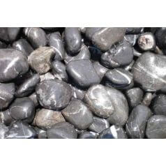 100g Decorative Black Stones (Small Size) Decorations Anthouse