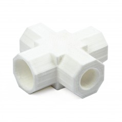 Anschluss für flexible Rohre