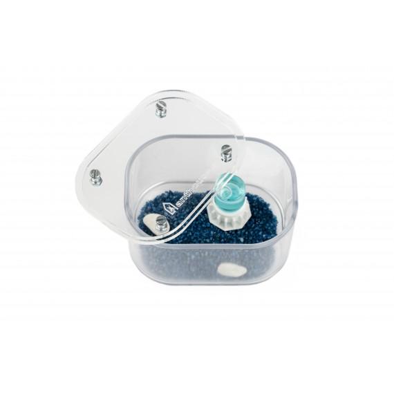 Antcubik-Caja de Forrajeo Mini Anthouse Cajas de Forrajeo