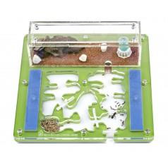 Acrilico NaturColor 20x20x1,3cms Espuma Anthouse  Hormigueros
