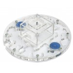 AntHouse-Big3-Circle 20x20x1(with lid) Acrylic Anthouse