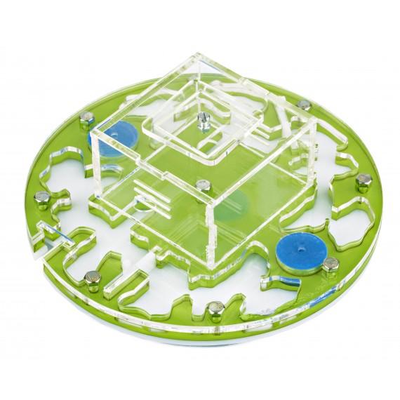 AntHouse-Medium-Circulo 15x15x1,3cms(Con Tapadera) Anthouse De Acrílico