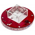 AntHouse-Medium-Circle 15x15x1 (with lid) Acrylic Anthouse