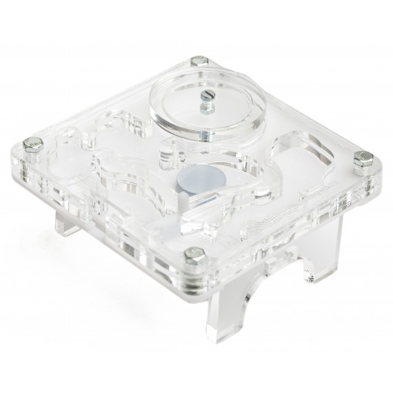 AntHouse-Hori-Acri 10x10x1,3 cms (Tipo Seta) Anthouse De Acrílico