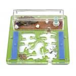 Acrilico NaturColor 20x20x1,3cms Espuma amazon españa 44 Anthouse  Hormigueros