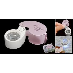 40x magnifying glass with LED light Other accessories Anthouse