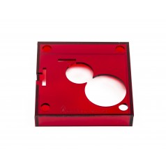Tapas Rojas Con Perfiles NaturColor (Evita la luz por los laterales) Anthouse Acrilicos NaturColor