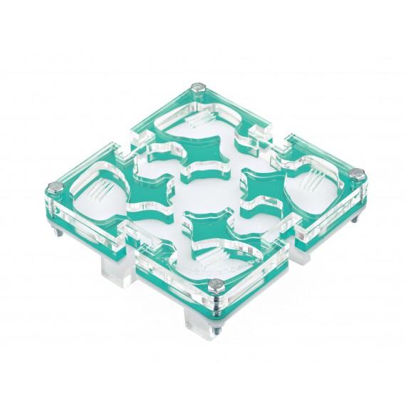10x10x1,5 cms Modular Sin Sistema de humedad  Categorías