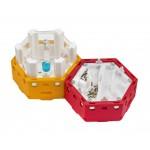 Kit Modular 3D - Imanes -  Hormigueros 3D Modulares
