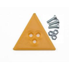 Pieza de fijacion para Carcasas  Hormigueros 3D