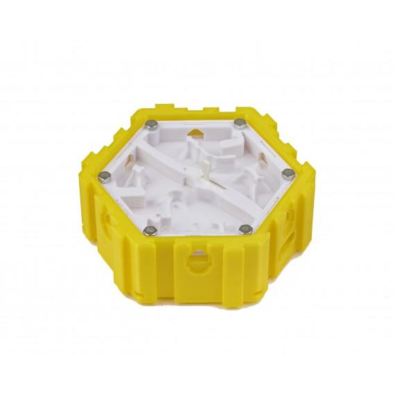 Modular Hexagonal 3D Anthill - Female-Male - Ant's Nests 3D