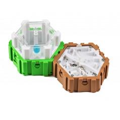 Kit Modular 3D - Hembra-Macho -  Hormigueros 3D Modulares