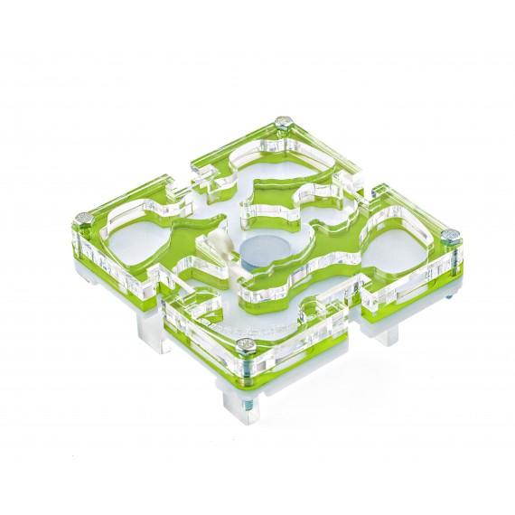 10x10x1,5 cm Modular Mushroom Mushroom Modular Anthill