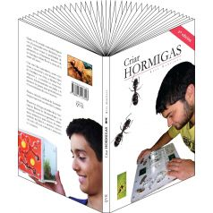 CRIAR Hormigas (Raul Martinez) Books Anthouse